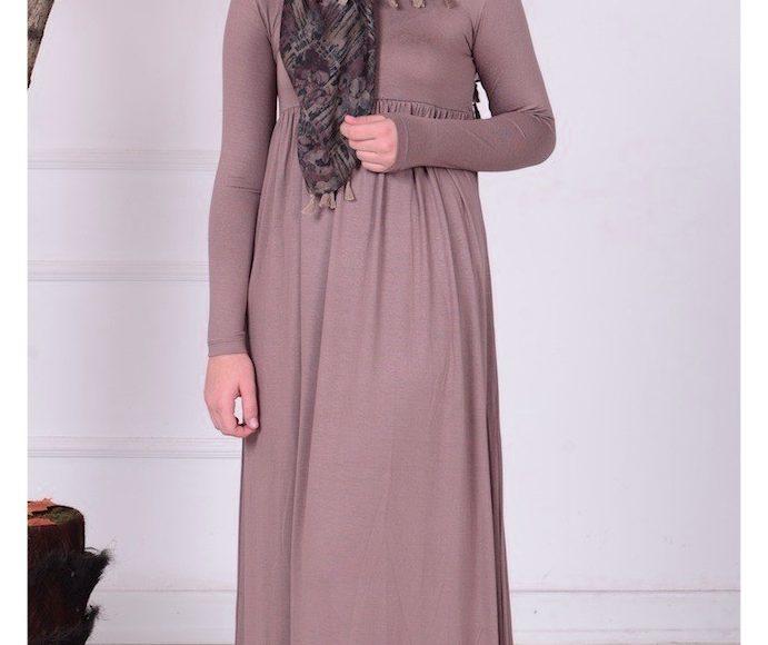 13-14-15 yaş kapalı elbise
